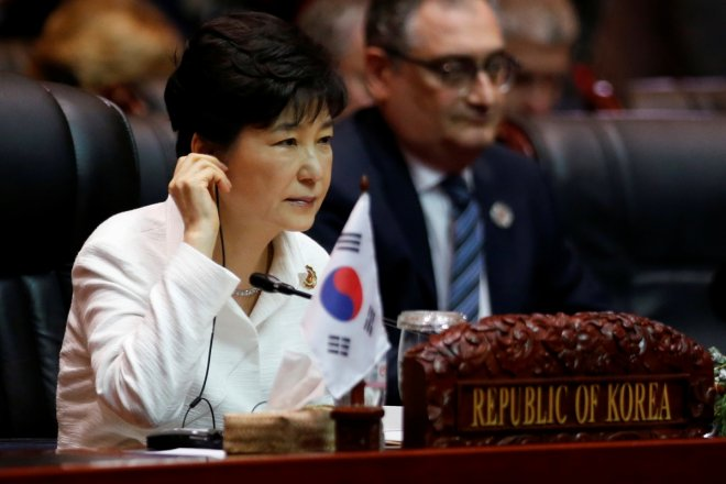 South Korea: Park Geun-hye names new prime minister