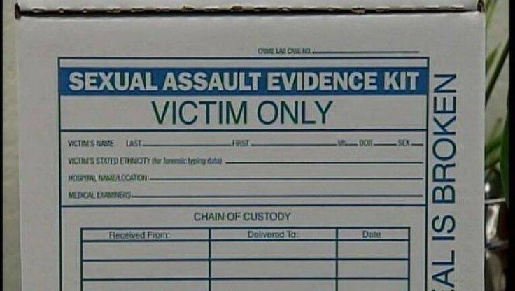 Sexual assault test kits
