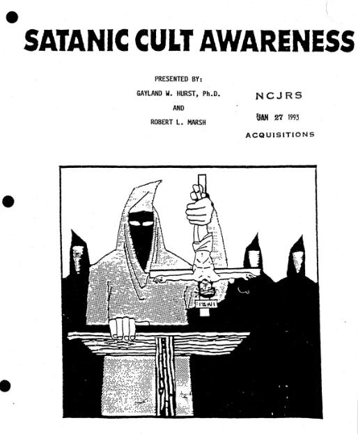 Satanic Cult Awareness