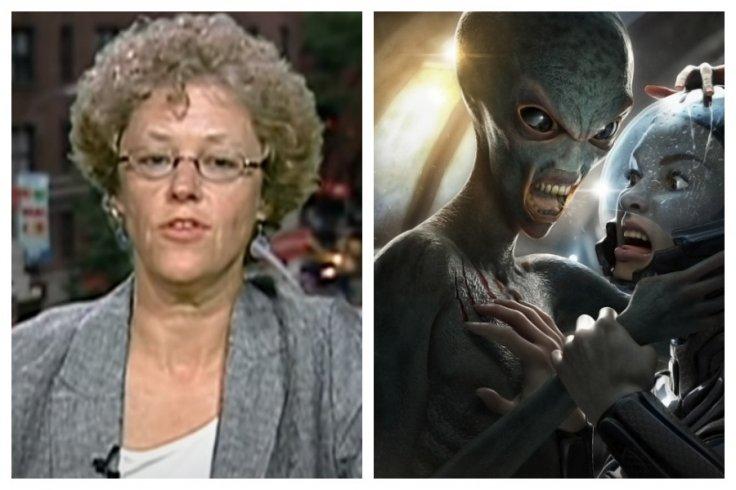 leslie kean alien