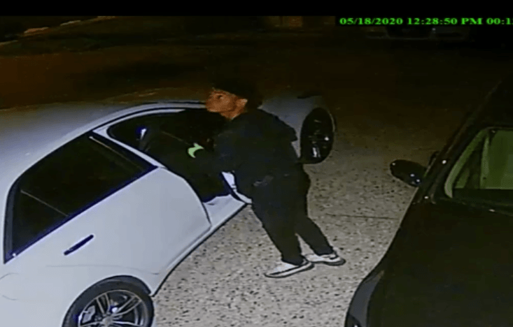 Overbrook Park home invasion suspect