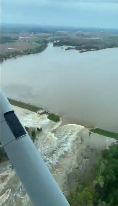 Michigan flood