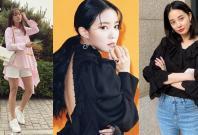 Lee Min Jung, Lee Jooyeon, Hyomin,