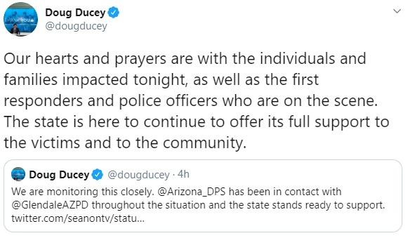 Arizona shooting
