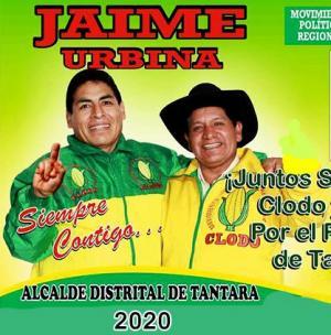 Jaime Rolando Urbina Torres