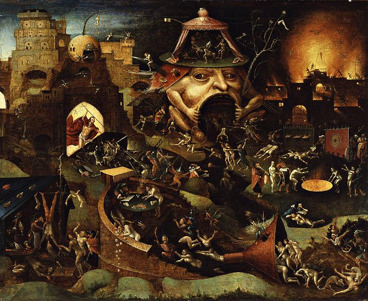 Vision of hell