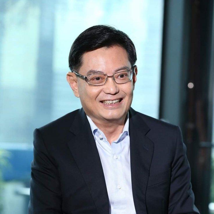 Deputy Prime Minister of Singapore, Heng Swee Keat