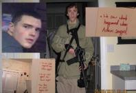 Peter Idolized the Sandy Hook shooter