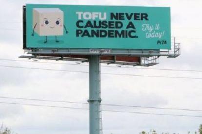 Tofu PETA