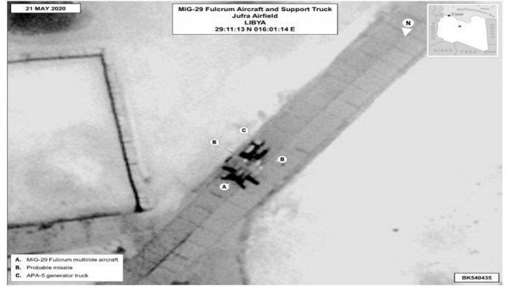 Russia warplanes
