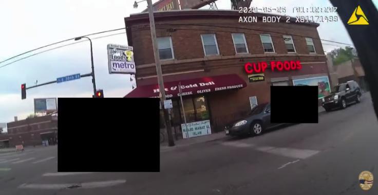 George Floyd bodycam footage