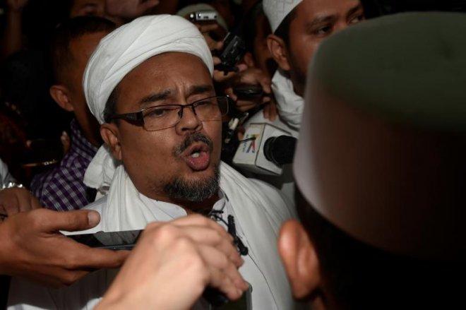 anti governor protest in jakarta indonesia