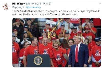 Trump Derek