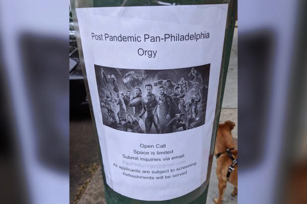 Philadelphia flier