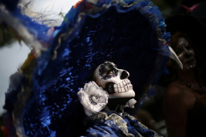 Day of the Dead: Experience the breathtaking images of the festival in Mexico (PHOTOS)