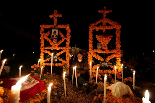 Day of the Dead: Experience these breathtaking images of the festival in Mexico (PHOTOS)