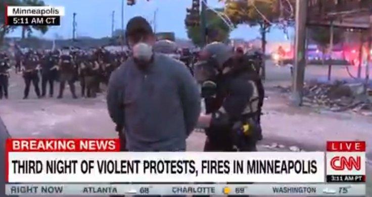 CNN reporting