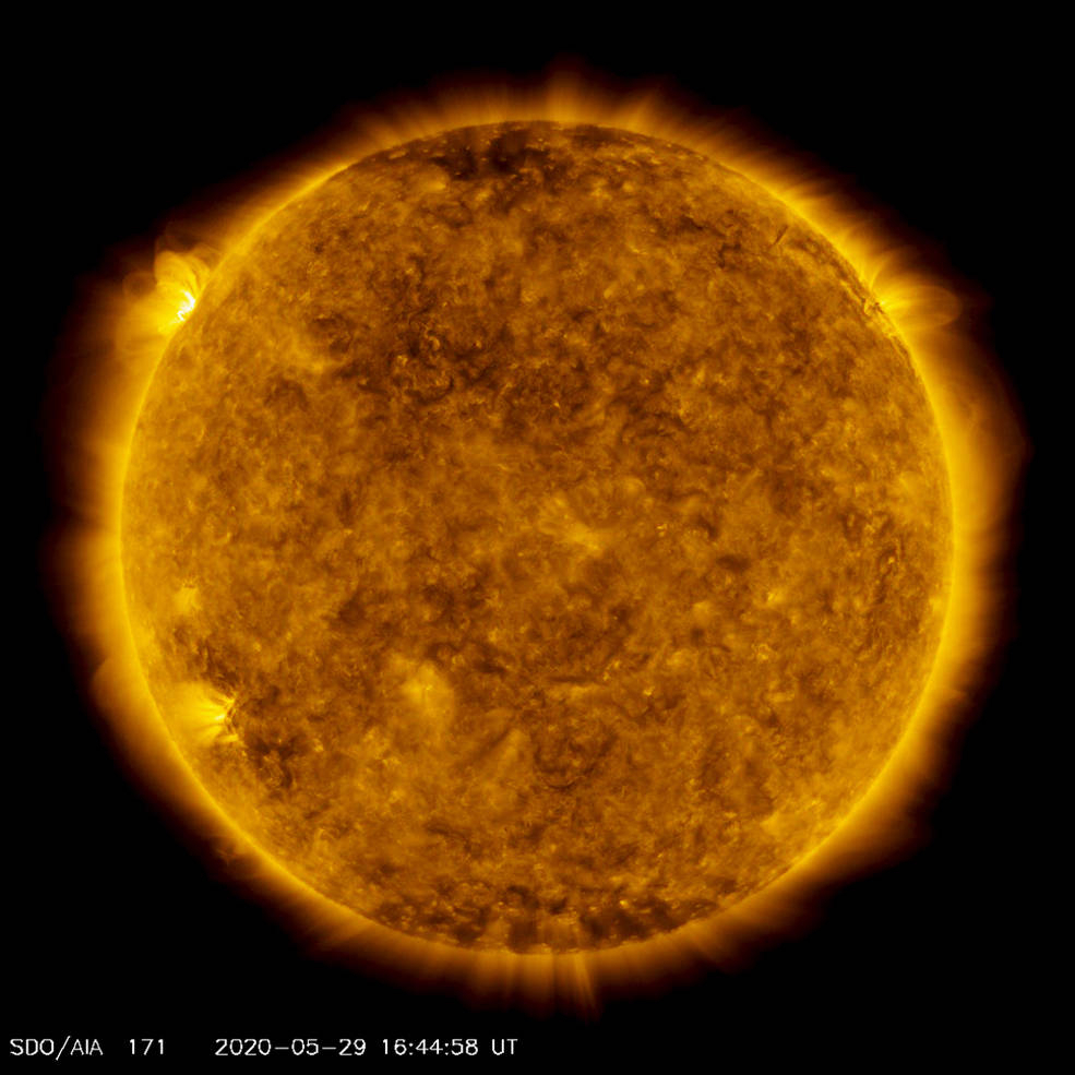 Sun Potentially Enters New Solar Cycle With Strongest Flare Since 2017