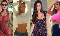 Top Five Models Ruling The Internet