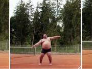 Diego Maradona's lookalike