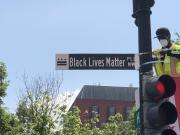 Black Lives Matter Plaza