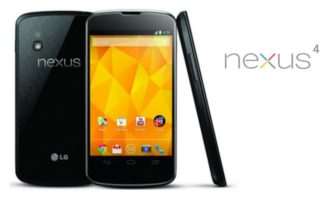 Nexus 4 aka mako