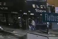 Surveillance footage Dzenan Camovic