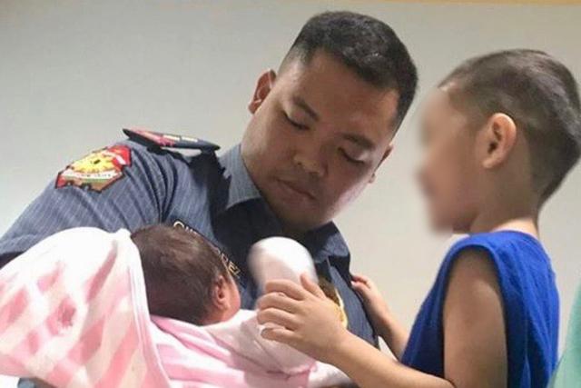 Police Captain Casey Gutierrez