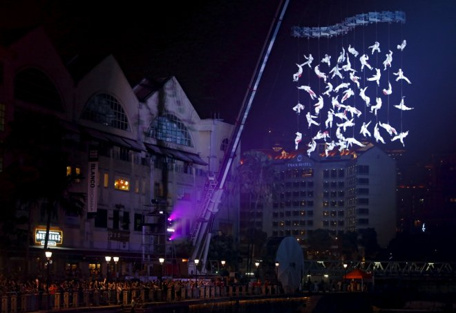 Singapore River Festival 2016: Things to experience this weekend