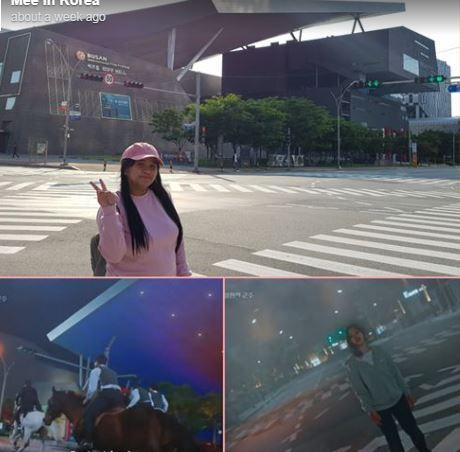 Crosswalk Busan