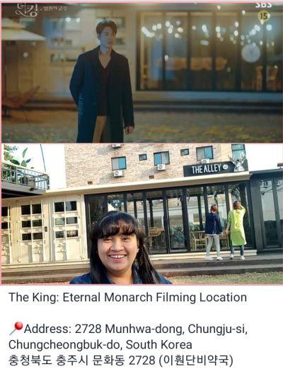 Real locations from TKEM