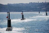 Turkish submarines