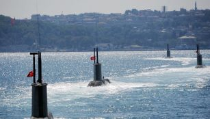 Turkish submarines