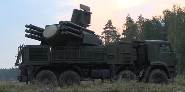 Pantsir Missile