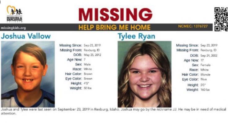 Joshua Vallow and Tylee Ryan