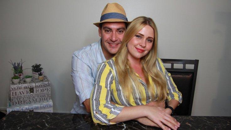 Alexandra Creteau and David Murrietta