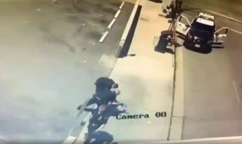 Jay Pharoah: LA Police Kneeled on My Neck