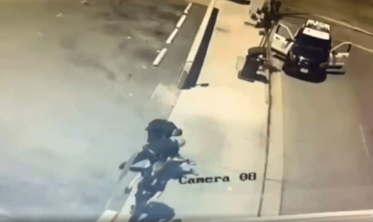 Jay Pharoah police incident