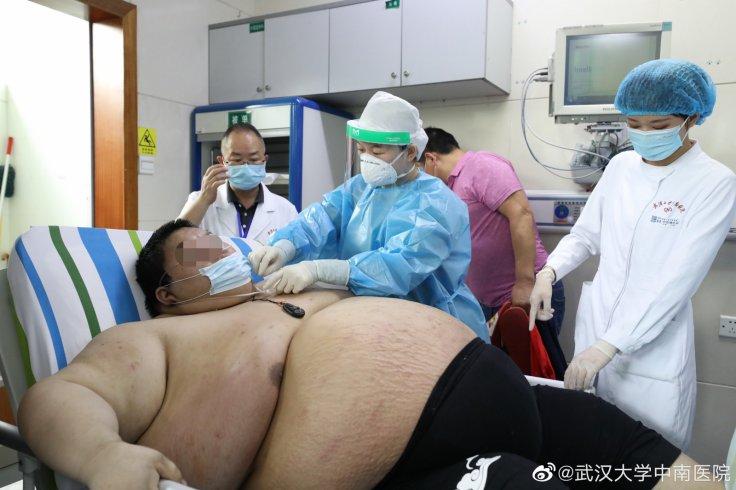 Wuhan man