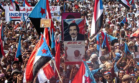 Yemen separatists rally for south independence