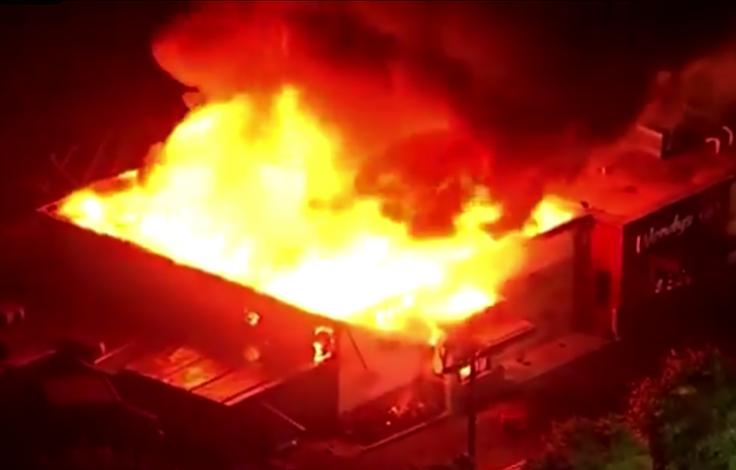 Atlanta Wendy's fire