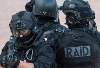 France's RAID police