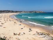 Sydeny's Bondi beach