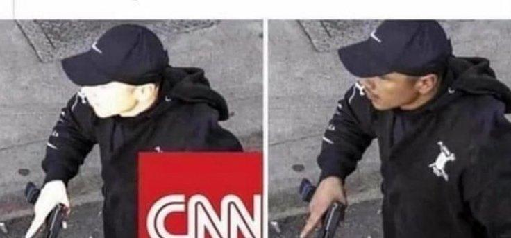 CNN Black Man
