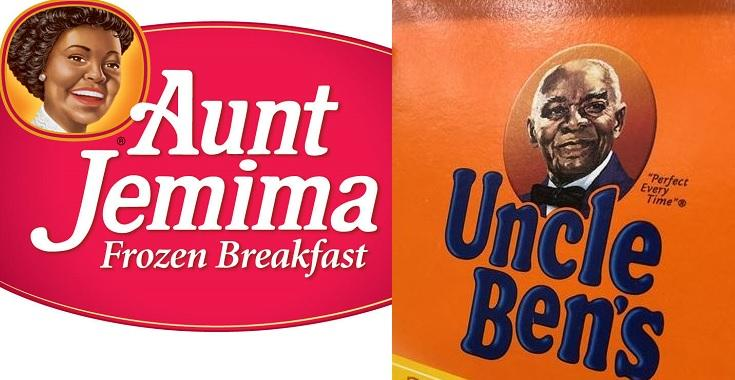 Aunt Jemima Uncle Ben's