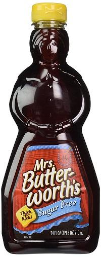 Mrs Butterworth's