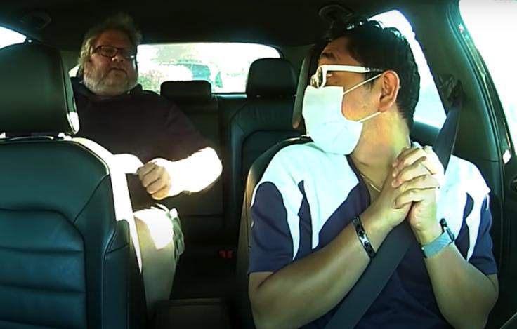Lyft passenger goes on rant