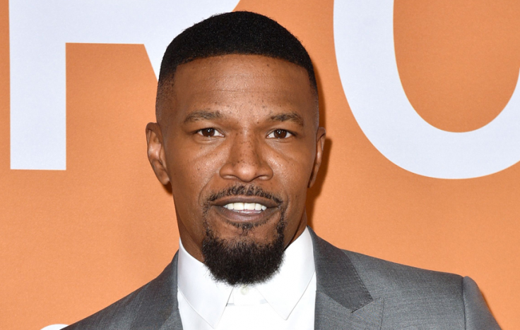 Jamie Foxx to play Mike Tyson in the American boxer's biopic