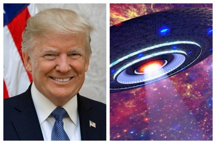 Donald Trump UFO