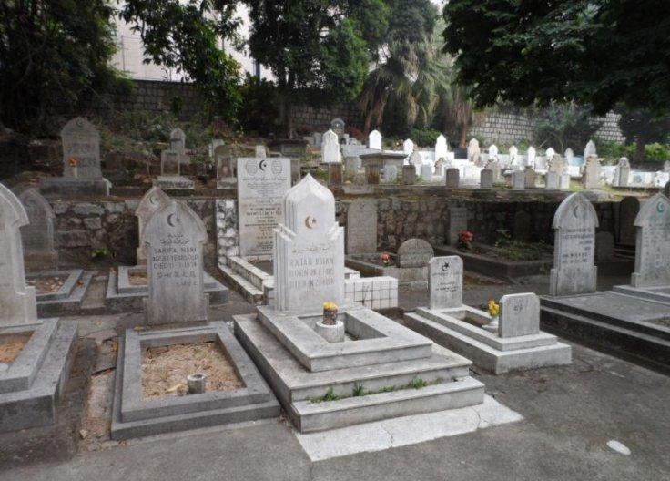 Macau Muslim Cemetery